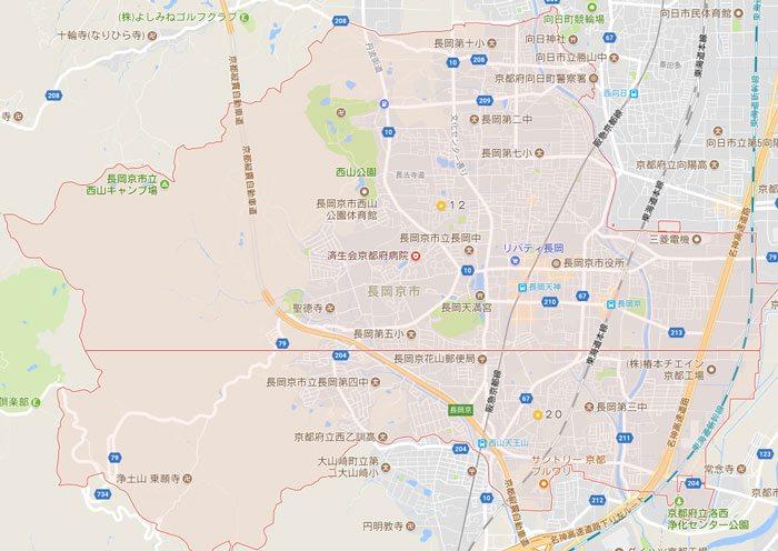 パソコン修理やパソコン設定に長岡京市もお伺いします